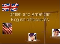 USA British differences