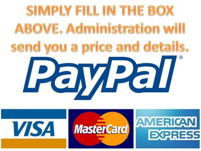 PayPal button